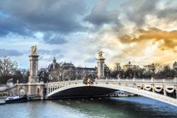 Beste Reisezeit Paris