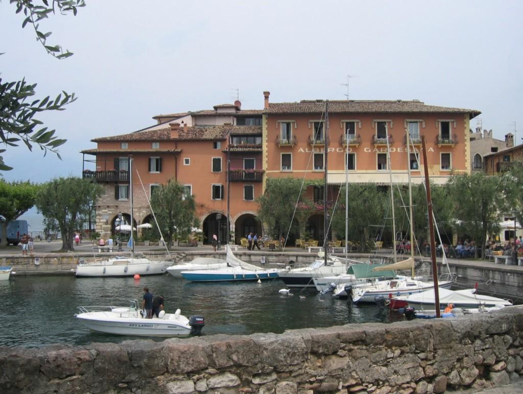 Fischerhafen am Gardasee