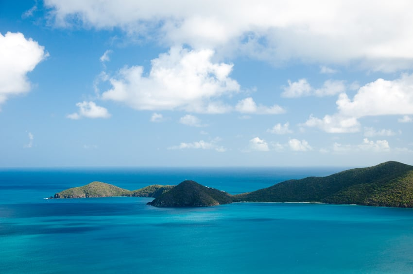 Trauminseln Karibik - British Virgin Islands