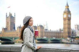 London - Europas zweitgrösste Metropole