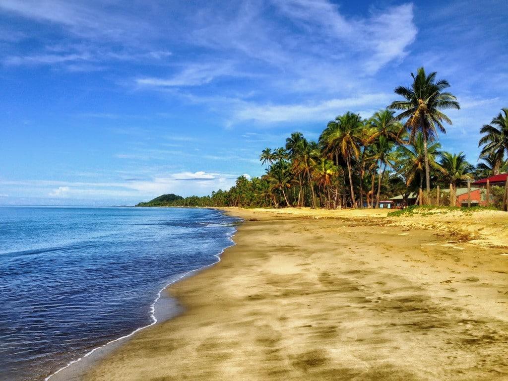Bula! Willkommen auf den Fiji Inseln