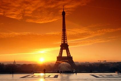 Eiffelturm-Paris