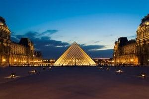 Louvre Paris Sehenswürdigkeiten