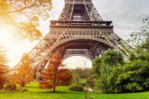 Paris Wetter im Herbst