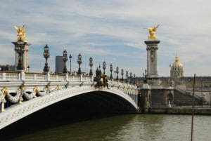 Pont-Alexandre-III-Paris Sehenswürdigkeiten