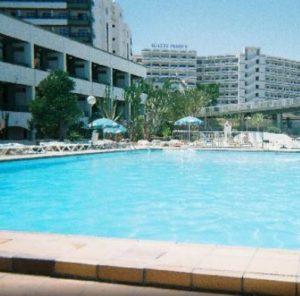 Green Park Apartments pool