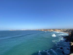 Steilküste Fortaleza de Sagres - Sagres Fortress