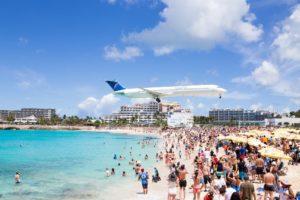 Saint Martin Karibik. Bild von kendallpools auf Pixabay