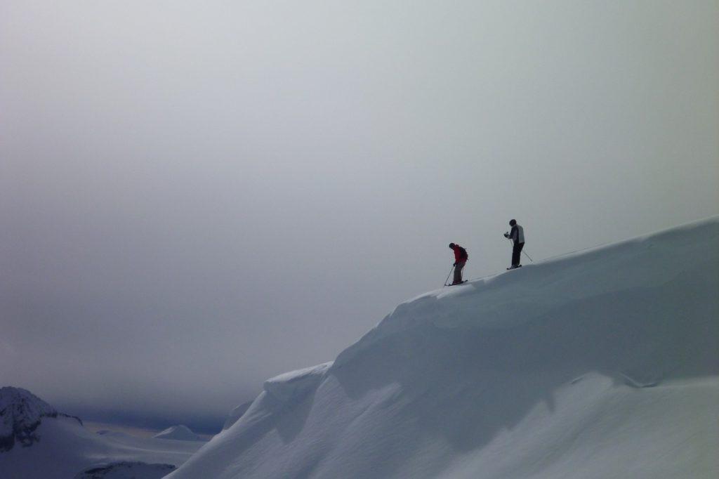 Canada Ski fahren