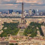 Stadtausflug Paris