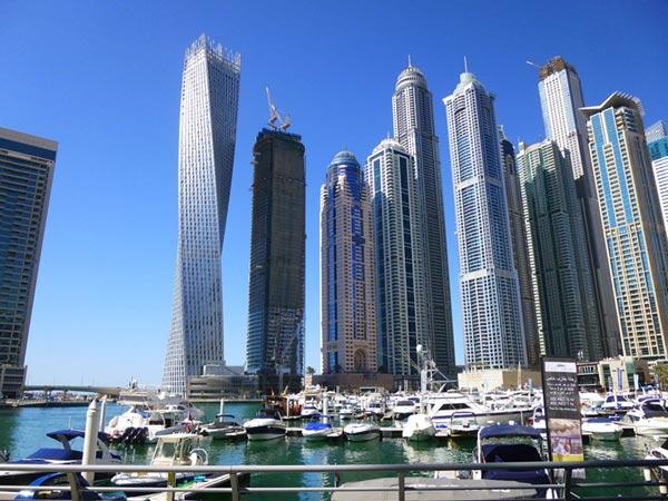 Reisezeit Dubai - die Metropole in der Wüste